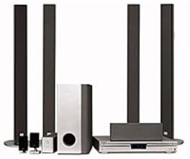 Produktfoto Sony DAV-SB 500 W