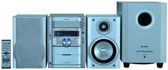 Produktfoto Sharp XL-HP 888 H