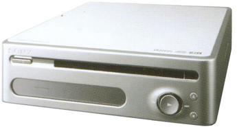 Produktfoto Sony DVP-F 35