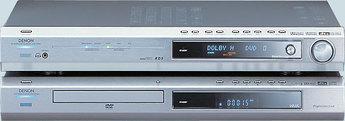 Produktfoto Denon ADV 550 SD AVR/DVD