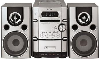 Produktfoto Sony CMT-HPX 7