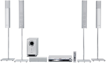 Produktfoto Panasonic SC-HT1500EGS