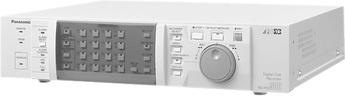 Produktfoto Panasonic WJ-HD 500