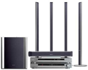 Produktfoto Sony HTP 2000