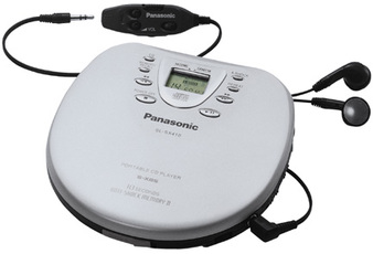 Produktfoto Panasonic SL-SX 410