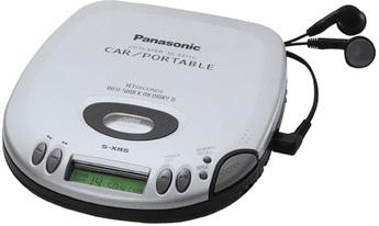 Produktfoto Panasonic SL-S 311CEG-S