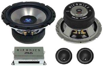 Produktfoto Hifonics ZS 6.2 C