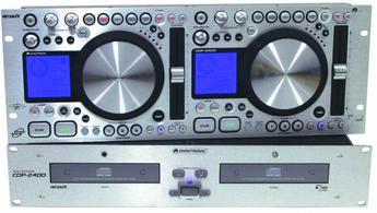 Produktfoto Omnitronic CDP 2400