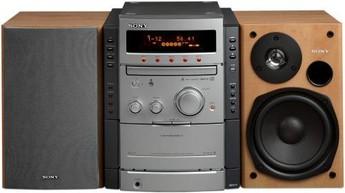 Produktfoto Sony CMT-CP 555