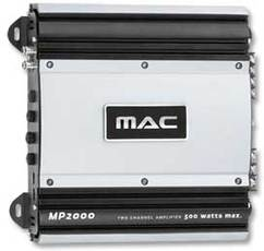 Produktfoto Mac Audio MP 2000