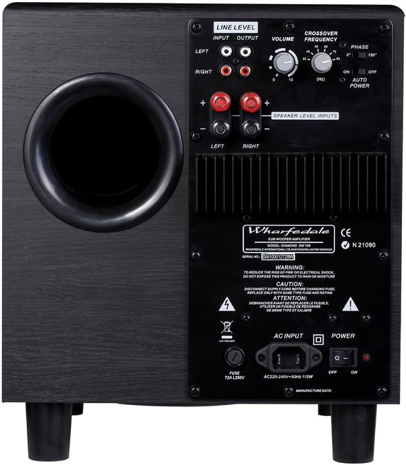 wharfedale sw 150 subwoofer aktiv tests erfahrungen im hifi forum. Black Bedroom Furniture Sets. Home Design Ideas
