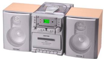 Produktfoto United MIC 5223 MP3
