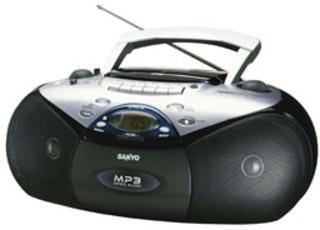 Produktfoto Sanyo MCD ZX 570 M