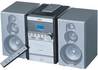 Produktfoto AEG MC 4403 CD