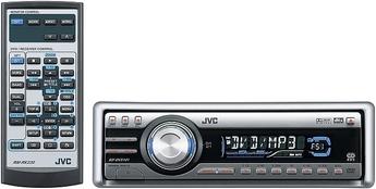Produktfoto JVC KD-DV 5101