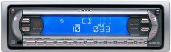 Produktfoto Sony CDX-F 5550