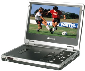 Produktfoto Mustek DVD PL 408 H