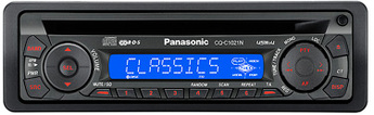 Produktfoto Panasonic CQ-C 1021 NW
