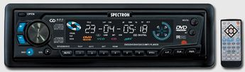 Produktfoto Spectron SPH 2200 DVD