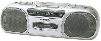 Produktfoto Panasonic RX-FS 430