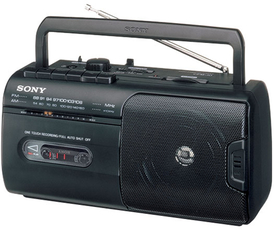 Produktfoto Sony CFM 10