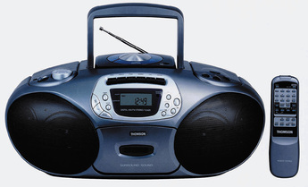 Produktfoto Thomson TM 9700