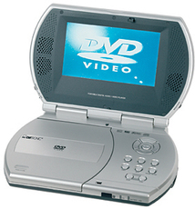Produktfoto Clatronic DVD 635