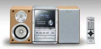 Produktfoto Panasonic SC-PM 21