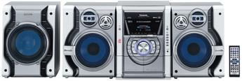 Produktfoto Panasonic SC-AK 630