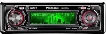 Produktfoto Panasonic CQ-C 7301 N