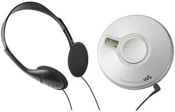 Produktfoto Sony D-EJ 120