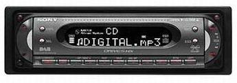 Produktfoto Sony CDX-DAB 6650