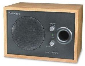 Produktfoto Tivoli Audio M SUB