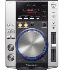 Produktfoto Pioneer CDJ 200