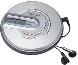 Produktfoto Panasonic SL-CT 580 V