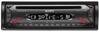 Produktfoto Sony CDX-S 2020