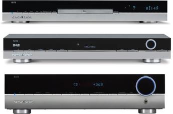 Produktfoto Harman-Kardon Stereo Power (HK 970/TU 970/HD 970)