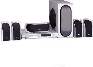 Produktfoto LG LH-T 550 SB