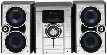 Produktfoto Sony MHC-RG 270