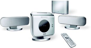 Produktfoto Philips HTS 8000 S