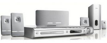 Produktfoto Philips HTS 3500 S