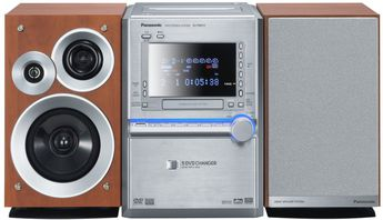 Produktfoto Panasonic SC-PM 91 D
