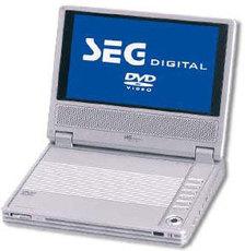 Produktfoto SEG DVD-P 507