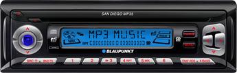 Produktfoto Blaupunkt SAN Diego MP 35