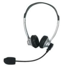 Produktfoto HQ Multimedia Headset CMP10