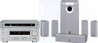 Produktfoto Yamaha AV-Rekorder-PACK 405 (RX-V457/DRX-2MKII/NS-P110)