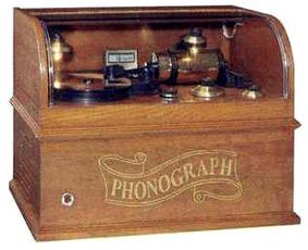 "Produktfoto Jay-Tech Musikbox ""phonograph"""