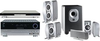 Produktfoto Harman-Kardon Cineseven (AVR335/DVD22/JBL SCS200.5/JBL SCS SAT300)