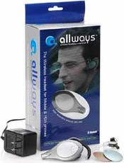 Produktfoto Cardo Allways Bluetooth Headset