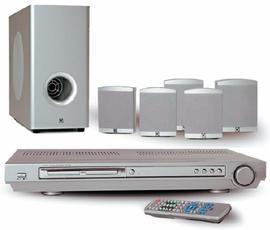 Produktfoto P&J HCS 1500-P DVD